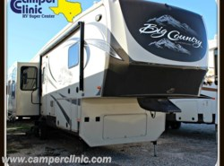 Used 2012  Heartland RV Big Country BC 3450TS by Heartland RV from Camper Clinic, Inc. in Rockport, TX