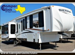 Used 2011  Forest River Sierra 345RET by Forest River from Camper Clinic, Inc. in Rockport, TX