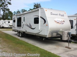 Used 2014  SunnyBrook Sunset Creek 300RKS by SunnyBrook from Camper Country in Myrtle Beach, SC
