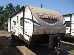 New 2017  Forest River Wildwood 30KQBSS by Forest River from Camperland Trailer Sales in Conroe, TX