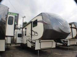 New 2017  Forest River Wildwood Heritage Glen 337BAR by Forest River from Camperland Trailer Sales in Conroe, TX