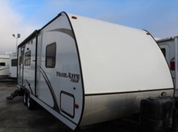 Used 2013  R-Vision Trail-Lite Trek 252RK by R-Vision from Camperland Trailer Sales in Conroe, TX