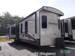 New 2016 Forest River Sandpiper Destination Trailers 393RL available in Kingston, New Hampshire