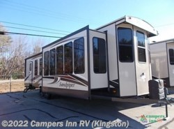 New 2017  Forest River Sandpiper Destination Trailers 385FKBH by Forest River from Campers Inn RV in Kingston, NH