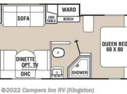 Used 2015  Forest River  Freedom Express 246RKS by Forest River from Campers Inn RV in Kingston, NH