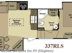 Used 2010  Open Range Open Range RV 337RLS by Open Range from Campers Inn RV in Kingston, NH