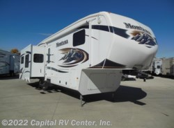 Used 2011 Keystone Montana Hickory 3580RL available in Minot, North Dakota
