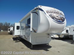Used 2012  Heartland RV Bighorn BH 3585RL by Heartland RV from Capital RV Center, Inc. in Minot, ND