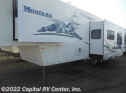 Used 2006  Keystone Montana 3000RK by Keystone from Capital RV Center, Inc. in Minot, ND