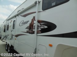 Used 2009  Keystone Cougar 312RLS (East Coast) by Keystone from Capital RV Center, Inc. in Minot, ND