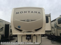 New 2018 Keystone Montana 3790RD available in Minot, North Dakota