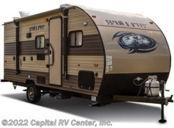 New 2018 Forest River Wolf Pup 16FQ available in Minot, North Dakota