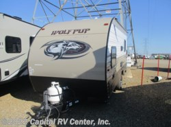 Used 2016  Forest River Wolf Pup 17RP by Forest River from Capital RV Center, Inc. in Minot, ND