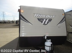 New 2017  Keystone Hideout 175LHS by Keystone from Capital RV Center, Inc. in Bismarck, ND