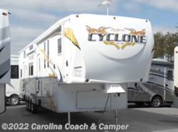 Used 2009  Heartland RV Cyclone 4012 by Heartland RV from Carolina Coach & Marine in Claremont, NC