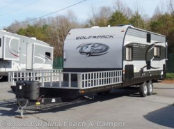 New 2016  Forest River Wolf Pack 20PACK10 by Forest River from Carolina Coach & Marine in Claremont, NC