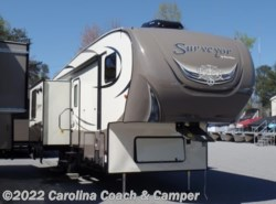 New 2016 Forest River Surveyor Fifth Wheels 294RLTS available in Claremont, North Carolina