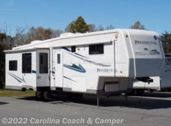 Used 2006  Holiday Rambler Presidential 36SKQ by Holiday Rambler from Carolina Coach & Marine in Claremont, NC