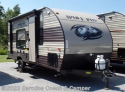 New 2017  Forest River Cherokee Wolf Pup 16FQ by Forest River from Carolina Coach & Marine in Claremont, NC