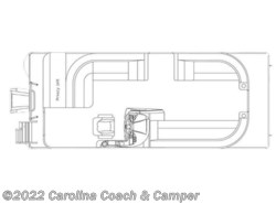 New 2017  Miscellaneous  Crest 230 L  by Miscellaneous from Carolina Coach & Marine in Claremont, NC