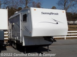Used 2005  SunnyBrook Solanta 2450 by SunnyBrook from Carolina Coach & Marine in Claremont, NC