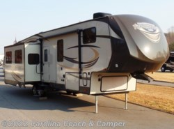 Used 2016  Forest River  Hemisphere 337BAR by Forest River from Carolina Coach & Marine in Claremont, NC