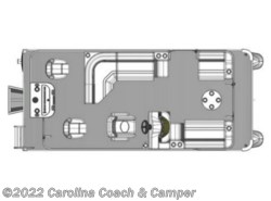 New 2017  Miscellaneous  Apex Marine 818 VX Cruise  by Miscellaneous from Carolina Coach & Marine in Claremont, NC