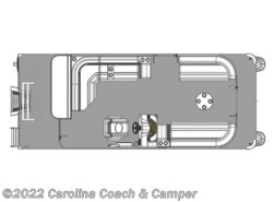 New 2017  Miscellaneous  Apex Marine 821 Lanai  by Miscellaneous from Carolina Coach & Marine in Claremont, NC