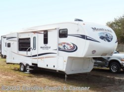 Used 2012 Keystone Mountaineer 295RKD available in Claremont, North Carolina