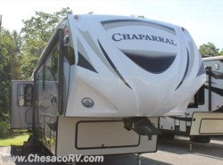 New 2017  Coachmen Chaparral 390QSMB by Coachmen from Chesaco RV in Joppa, MD