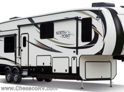 New 2017  Jayco North Point 375BHFS by Jayco from Chesaco RV in Joppa, MD