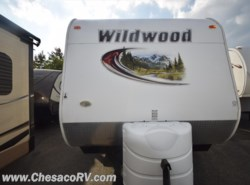 Used 2013  Forest River Wildwood 32BHDS by Forest River from Chesaco RV in Joppa, MD