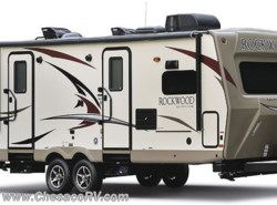 New 2017  Forest River Rockwood 2706WS by Forest River from Chesaco RV in Joppa, MD