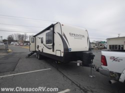 New 2018 Keystone Sprinter 29BH available in Joppa, Maryland