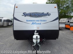 New 2017  Keystone Springdale Summerland 1750RD by Keystone from Chilhowee RV Center in Louisville, TN