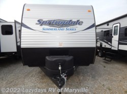 New 2017 Keystone Springdale Summerland 2980BHGS available in Louisville, Tennessee