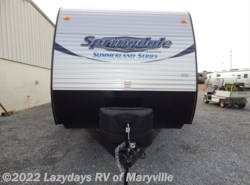 New 2017  Keystone Springdale Summerland 2820BHGS by Keystone from Chilhowee RV Center in Louisville, TN