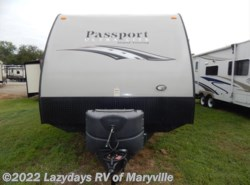 Used 2015  Keystone Passport Ultra Lite Grand Touring 2770RB by Keystone from Chilhowee RV Center in Louisville, TN