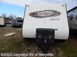 Used 2013  Forest River Surveyor Sport SP260 by Forest River from Chilhowee RV Center in Louisville, TN