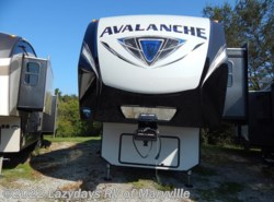 New 2018 Keystone Avalanche 300RE available in Louisville, Tennessee