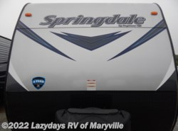 New 2018 Keystone Springdale 280BH available in Louisville, Tennessee