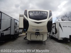 New 2018 Keystone Alpine 3800FK available in Louisville, Tennessee