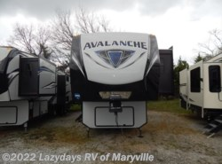 New 2018 Keystone Avalanche 375RD available in Louisville, Tennessee