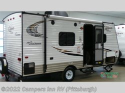 New 2016  Coachmen Clipper Ultra-Lite 17FQ by Coachmen from Campers Inn RV in Ellwood City, PA