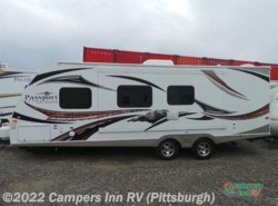 Used 2011  Keystone Passport 245rb by Keystone from Campers Inn RV in Ellwood City, PA