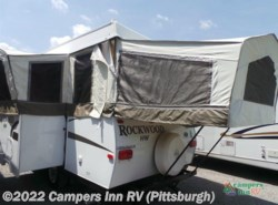 Used 2010  Forest River Rockwood High Wall Series HW276 by Forest River from Campers Inn RV in Ellwood City, PA