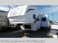 Used 2013  Forest River  Palomino 320FQDS by Forest River from Campers Inn RV in Ellwood City, PA