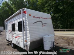 Used 2011  Cozy Traveler  Cozy Traveler 185 by Cozy Traveler from Campers Inn RV in Ellwood City, PA