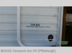 Used 2010  SunnyBrook Sunset Creek 298BH by SunnyBrook from Campers Inn RV in Ellwood City, PA