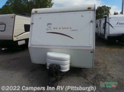 Used 2002  Jayco Kiwi 23B by Jayco from Campers Inn RV in Ellwood City, PA
